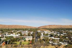 Autopůjčovna Alice Springs