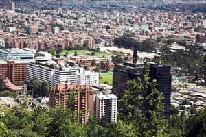 Autopůjčovna Bogota