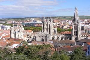 Autopůjčovna Burgos