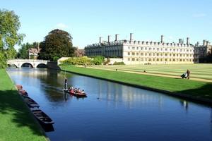 Autopůjčovna Cambridge