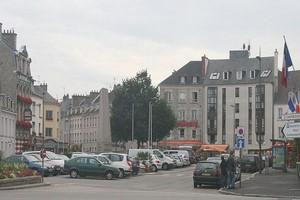 Autopůjčovna Cherbourg