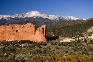 Autopůjčovna Colorado Springs