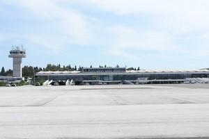 Korfu Letiště