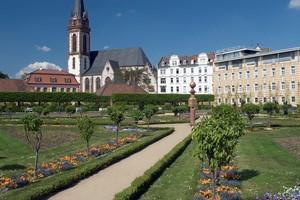 Autopůjčovna Darmstadt