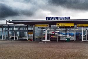 Autopůjčovna Esbjerg Letiště