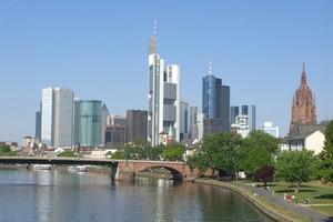 Autopůjčovna Frankfurt