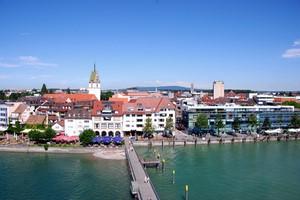 Autopůjčovna Friedrichshafen