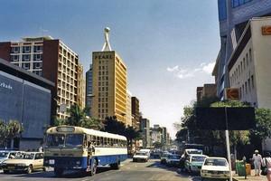 Autopůjčovna Harare