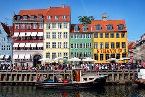 Autopůjčovna Kodaň