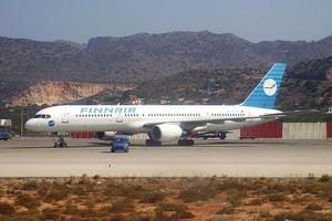 Kreta Chania Letiště