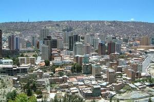 Autopůjčovna La Paz