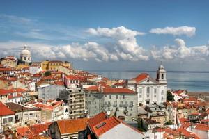 Autopůjčovna Lisabon
