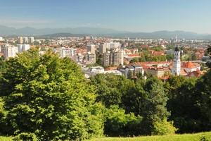 Autopůjčovna Lublan