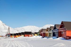 Autopůjčovna Longyearbyen
