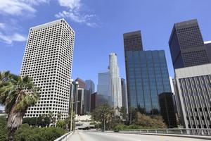 Autopůjčovna Los Angeles