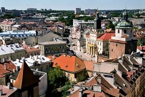 Autopůjčovna Lublin