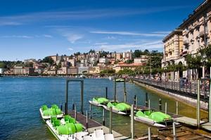 Autopůjčovna Lugano