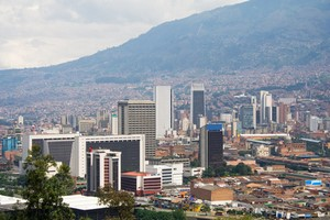 Autopůjčovna Medellin