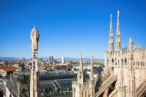 Autopůjčovna Milán