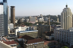 Autopůjčovna Nairobi