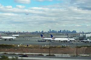 Autopůjčovna Newark Letiště