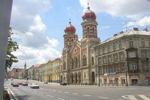 Autopůjčovna Plzeň