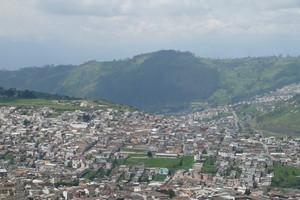 Autopůjčovna Quito
