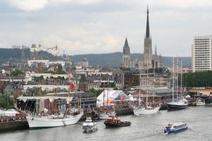Autopůjčovna Rouen
