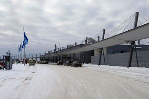 Autopůjčovna Rovaniemi Letiště