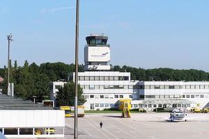 Salcburk Letiště