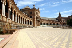 Autopůjčovna Sevilla