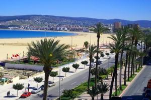 Autopůjčovna Tangier