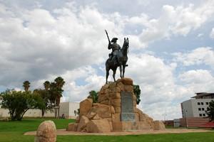 Autopůjčovna Windhoek