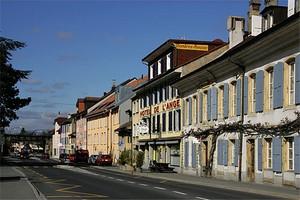 Autopůjčovna Yverdon Les Bains